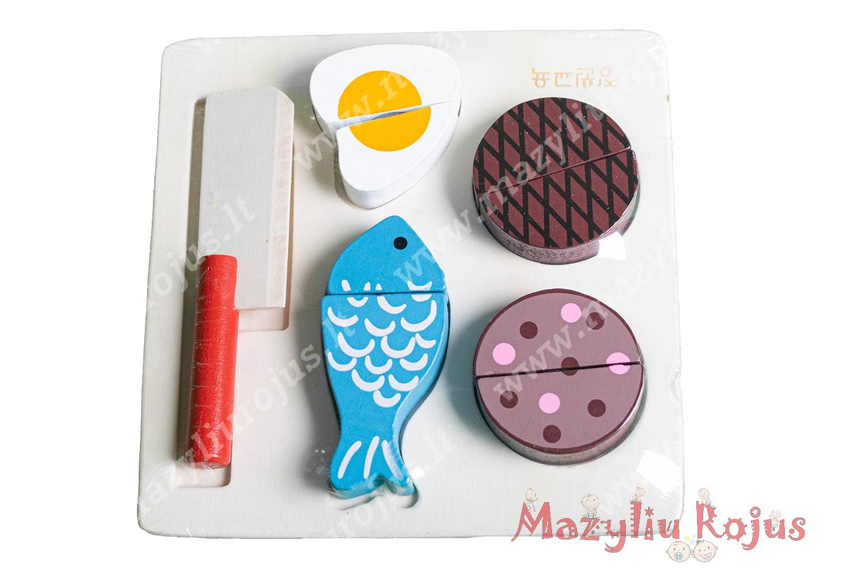 Mediniai pjaustomi maisto produktai