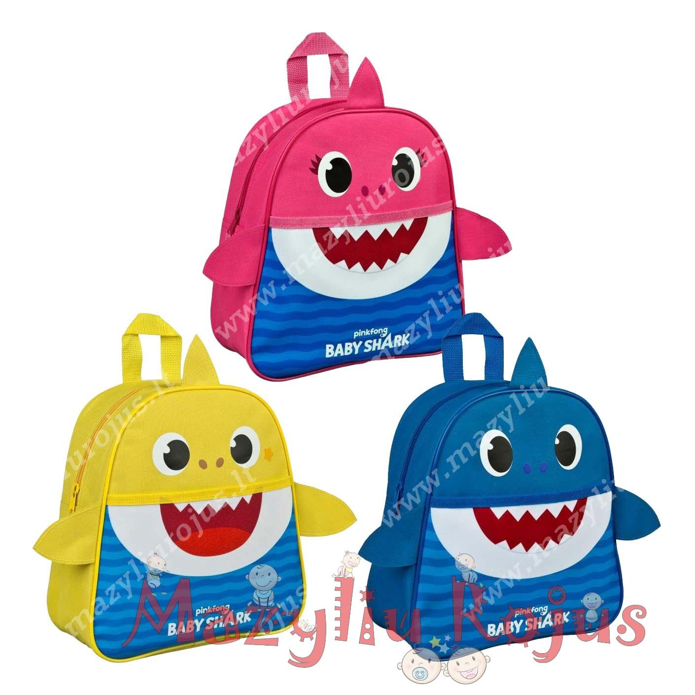 """Vaikiška kuprinė """"Baby Shark"""""""