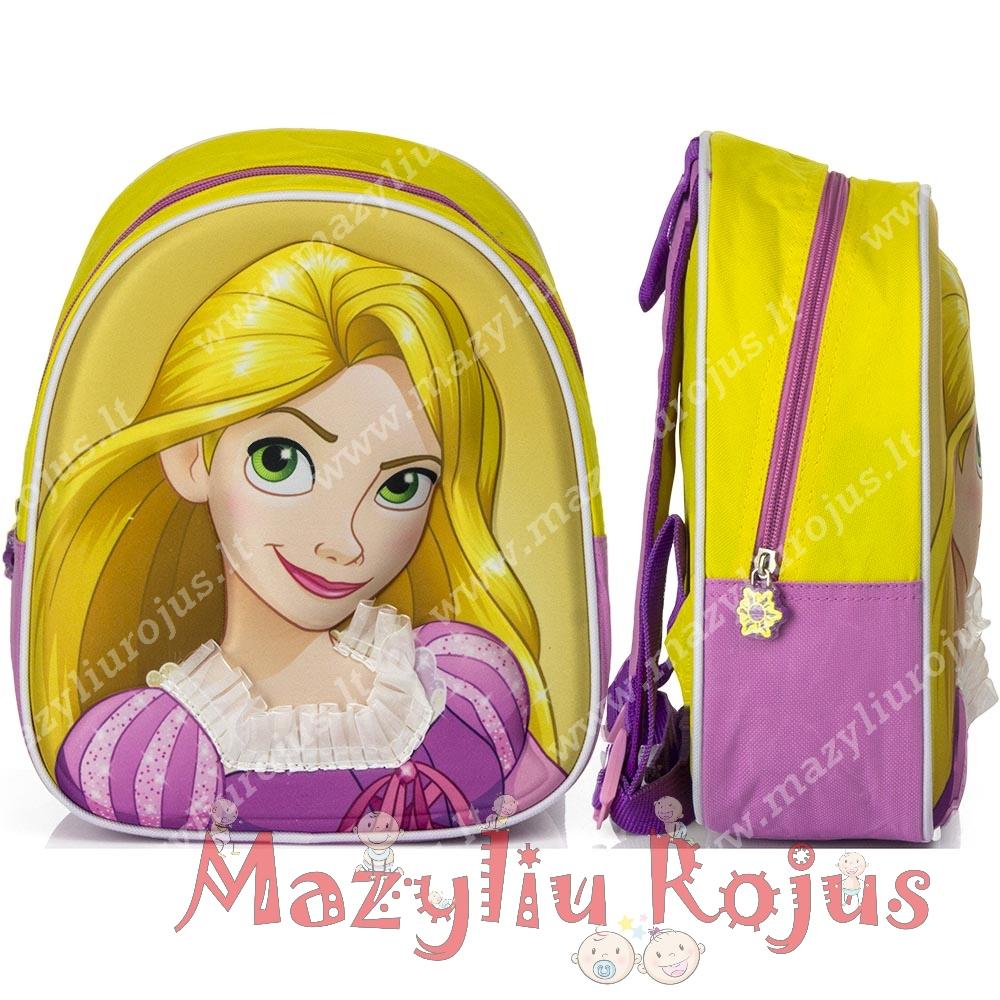 """Vaikiška 3D kuprinė """"Princesė"""""""