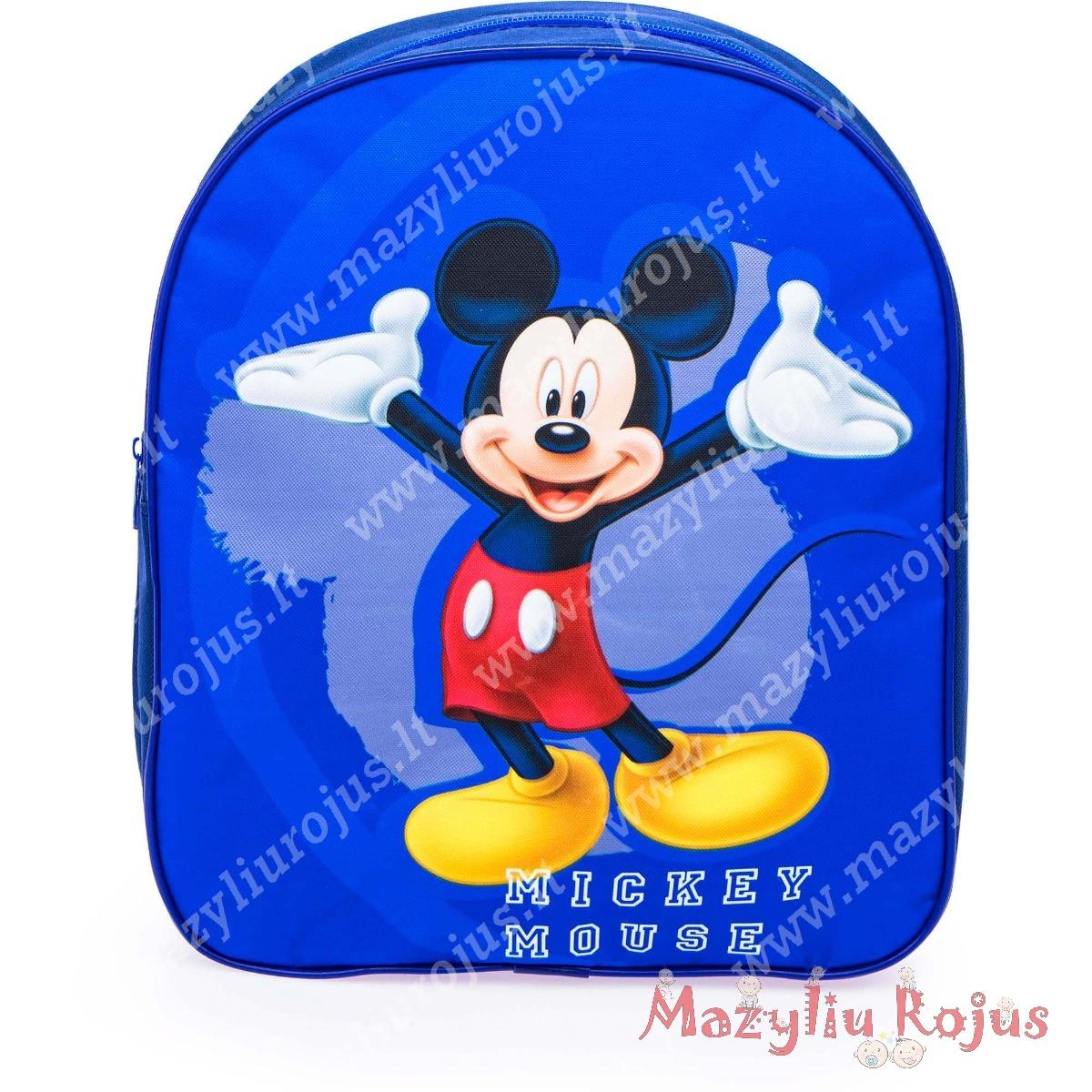 """Vaikiška kuprinė """"Peliukas Mikis"""""""