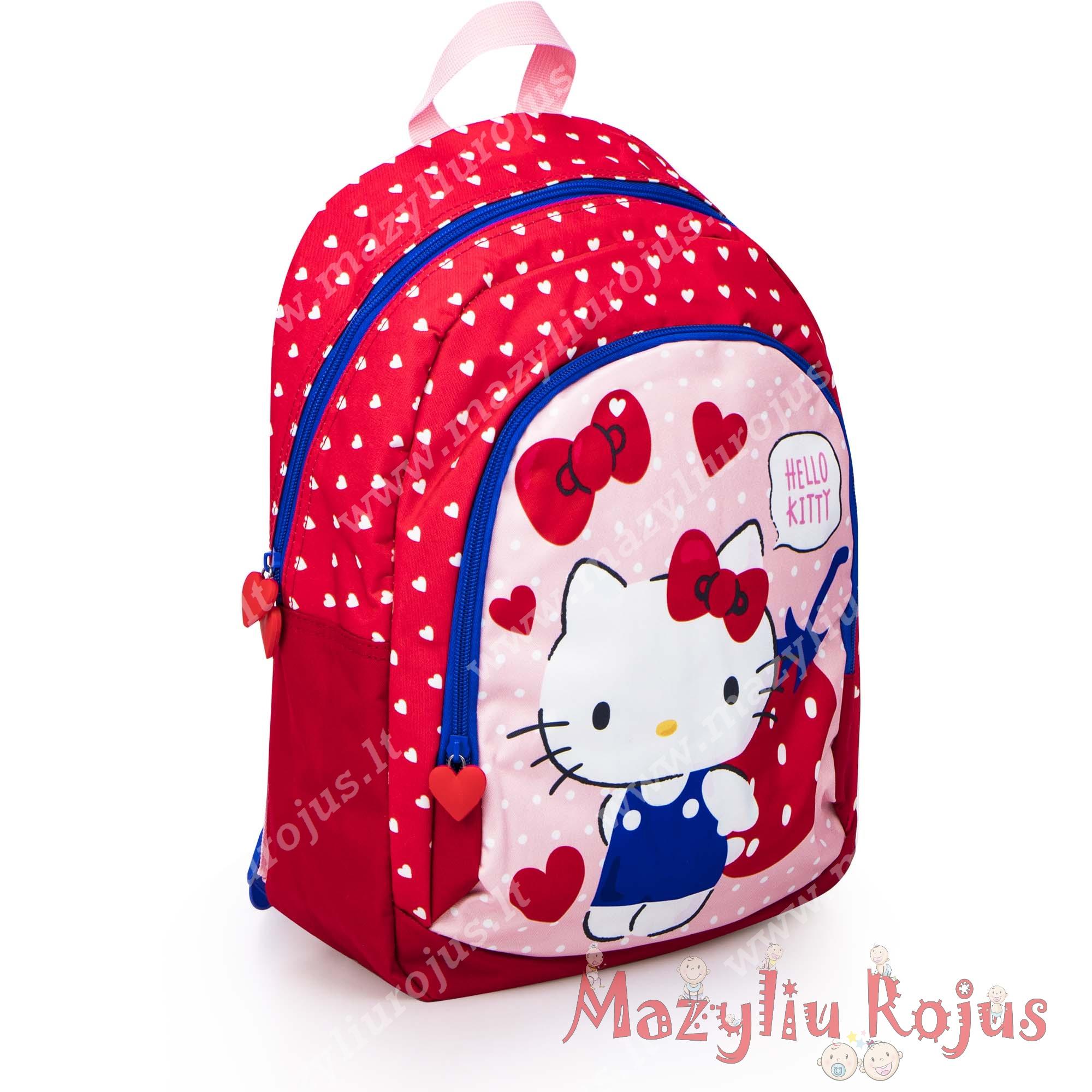 """Vaikiška kuprinė """"Hello Kitty"""""""