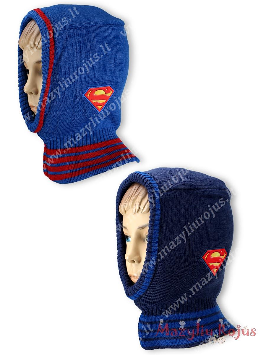 """Vaikiška kepurė - šalmukas """"Supermenas"""""""